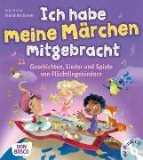 Cover-Bild zu Ich habe meine Märchen mitgebracht, m. Audio-CD von Erche, Julia