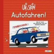Cover-Bild zu Autofahren! von Stein, Uli