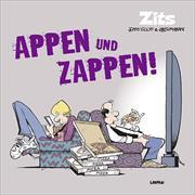Cover-Bild zu Zits 14. Appen und Zappen! von Scott, Jerry