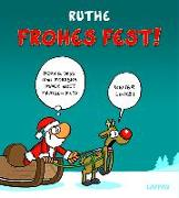 Cover-Bild zu Frohes Fest! von Ruthe, Ralph