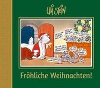 Cover-Bild zu Fröhliche Weihnachten! von Stein, Uli