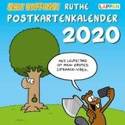 Cover-Bild zu Shit happens! Postkartenkalender 2020 von Ruthe, Ralph