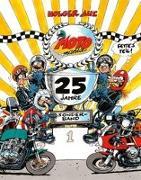 Cover-Bild zu 25 Jahre MOTOmania von Aue, Holger