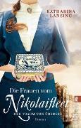Cover-Bild zu Lansing, Katharina: Die Frauen vom Nikolaifleet - Der Traum von Übersee