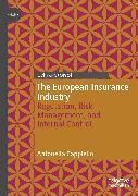 Cover-Bild zu Cappiello, Antonella: The European Insurance Industry (eBook)