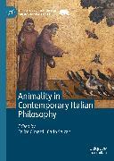 Cover-Bild zu Salzani, Carlo (Hrsg.): Animality in Contemporary Italian Philosophy (eBook)