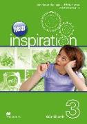 Cover-Bild zu New Inspiration Level 3. Workbook