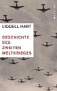 Cover-Bild zu Hart, Basil Henry Liddell: Geschichte des Zweiten Weltkrieges (eBook)