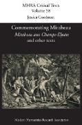 Cover-Bild zu De Gouges, Olympe: Commemorating Mirabeau
