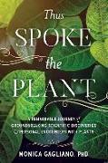 Cover-Bild zu Gagliano, Monica: Thus Spoke the Plant
