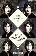 Cover-Bild zu Atkinson, Kate: Die Unvollendete (eBook)