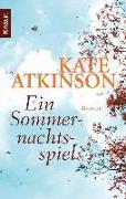 Cover-Bild zu Atkinson, Kate: Ein Sommernachtsspiel (eBook)