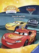Cover-Bild zu THiLO: Leselernstars Wir lesen gemeinsam Geschichten: Cars 3 Zurück auf der Rennbahn