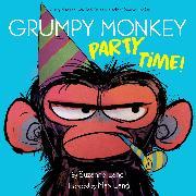 Cover-Bild zu Lang, Suzanne: Grumpy Monkey Party Time!