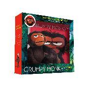 Cover-Bild zu Lang, Suzanne: Grumpy Monkey Book and Toy Set