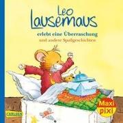 Cover-Bild zu Campanella, Marco (Illustr.): Maxi Pixi 324: VE 5 Leo Lausemaus und die tolle Überraschung (5 Exemplare)