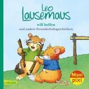Cover-Bild zu Campanella, Marco (Illustr.): Maxi Pixi 323: VE 5 Leo Lausemaus will helfen (5 Exemplare)