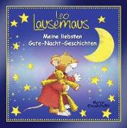 Cover-Bild zu Campanella, Marco (Illustr.): Leo Lausemaus - Meine liebsten Gute-Nacht-Geschichten