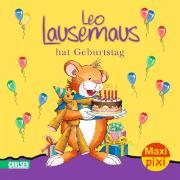 Cover-Bild zu Campanella, Marco (Illustr.): Carlsen Paket. Maxi-Pixi Nr. 53. Leo Lausemaus hat Geburtstag