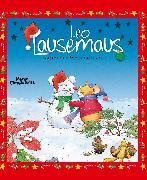 Cover-Bild zu Dami, Andrea: Leo Lausemaus wartet auf Weihnachten (eBook)