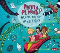 Cover-Bild zu Rylance, Ulrike: Penny Pepper - Teil 2: Alarm auf der Achterbahn