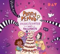 Cover-Bild zu Rylance, Ulrike: Penny Pepper - Teil 9: Hochzeitstorten und Halunken