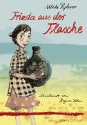 Cover-Bild zu Rylance, Ulrike: Frieda aus der Flasche