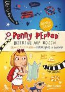 Cover-Bild zu Rylance, Ulrike: Penny Pepper - Detektive auf Reisen