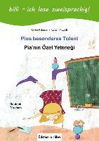 Cover-Bild zu Rylance, Ulrike: Pias besonderes Talent. Kinderbuch Deutsch-Türkisch mit Leserätsel