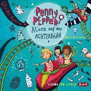 Cover-Bild zu Rylance, Ulrike: Penny Pepper - Alarm auf der Achterbahn (Teil 2) (Audio Download)
