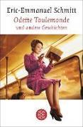 Cover-Bild zu Schmitt, Eric-Emmanuel: Odette Toulemonde und andere Geschichten (eBook)