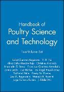 Cover-Bild zu Guerrero-Legarreta, Isabel: Handbook of Poultry Science and Technology