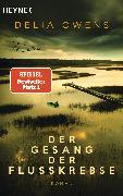Cover-Bild zu Owens, Delia: Der Gesang der Flusskrebse