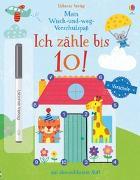 Cover-Bild zu Greenwell, Jessica: Mein Wisch-und-weg-Vorschulspaß: Ich zähle bis 10!