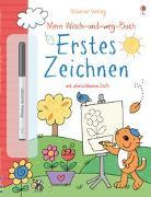 Cover-Bild zu Greenwell, Jessica: Mein Wisch-und-weg-Buch: Erstes Zeichnen