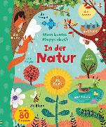Cover-Bild zu Greenwell, Jessica: Mein buntes Klappenbuch: In der Natur