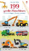 Cover-Bild zu Greenwell, Jessica: 199 große Maschinen
