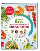 Cover-Bild zu Fleck, Anne: Die Ernährungs-Docs - Gesund und schlank durch Intervallfasten