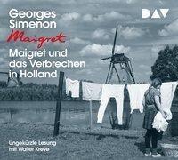 Cover-Bild zu Maigret und das Verbrechen in Holland