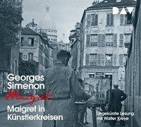 Cover-Bild zu Maigret in Künstlerkreisen