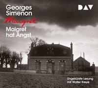 Cover-Bild zu Maigret hat Angst