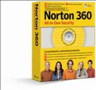 Cover-Bild zu Symantec Norton 360 1.0 (1-3 User) Vollversion