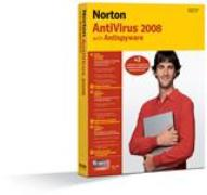 Cover-Bild zu Symantec Norton AntiVirus 15.0 1-3 User Vollversion 2008