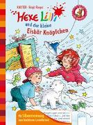 Cover-Bild zu Knister: Hexe Lilli und der kleine Eisbär Knöpfchen
