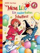 Cover-Bild zu Knister: Hexe Lilli. Ein zauberhaftes Schulfest