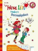 Cover-Bild zu KNISTER: Hexe Lilli zaubert Hausaufgaben
