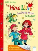 Cover-Bild zu KNISTER: Hexe Lillis lustigste Witze für Erstleser