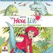 Cover-Bild zu Knister: Hexe Lilli 14 im Land der Dinosaurier