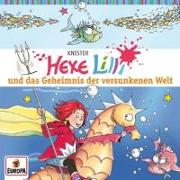 Cover-Bild zu Knister: Hexe Lilli 08 und das Geheimnis der versunkenen Welt
