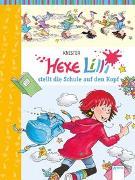 Cover-Bild zu Knister: Hexe Lilli stellt die Schule auf den Kopf